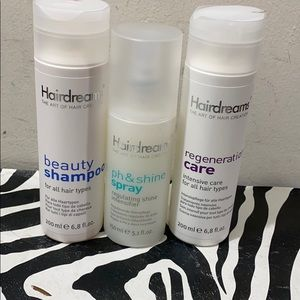 Hairdreams hair products
